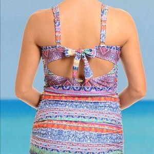 3c811056930 Jessica Simpson Swim - Jessica Simpson skirtini swimwear